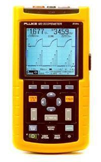 Fluke125示波表