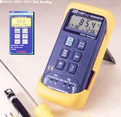 TES-1307数字温度计