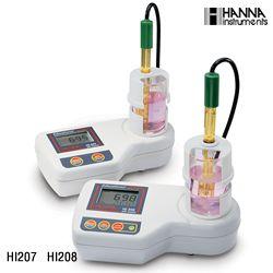 哈纳HI208酸度计