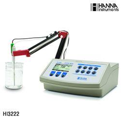 哈纳HI3222台式酸度计