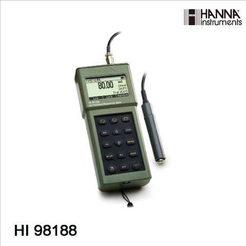 哈纳HI98188电导率仪