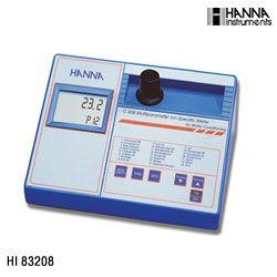 HI83208多参数水质测定仪