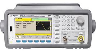 安捷伦33521A信号发生器