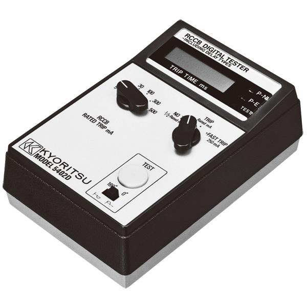 日本共立5402D漏电开关测试仪