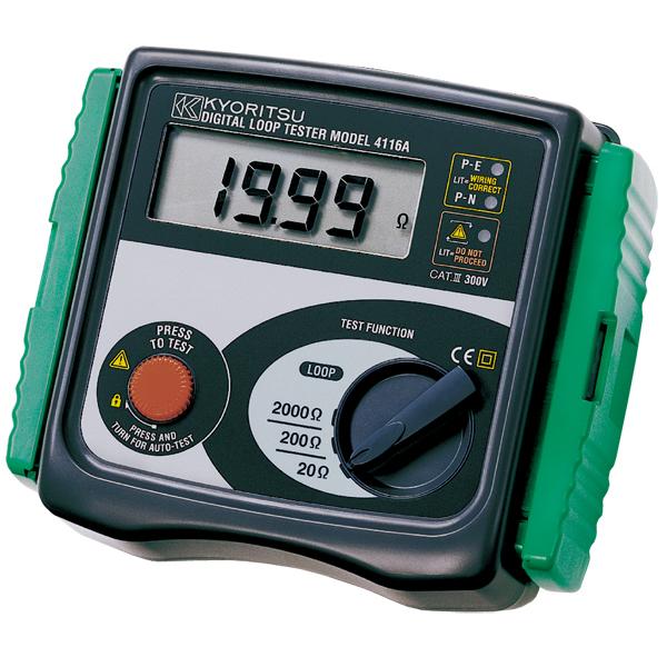 日本共立MODEL4116A回路电阻测试仪
