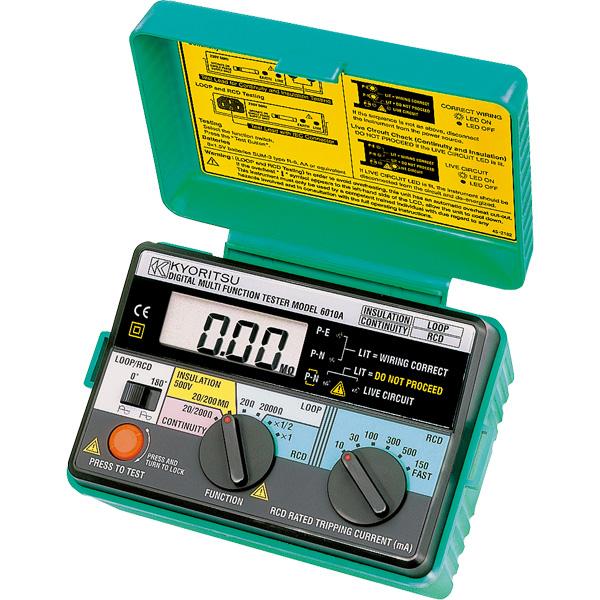 日本共立6010A多功能测试仪