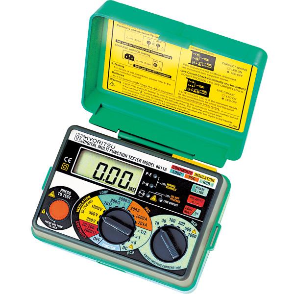 日本共立6011A多功能测试仪