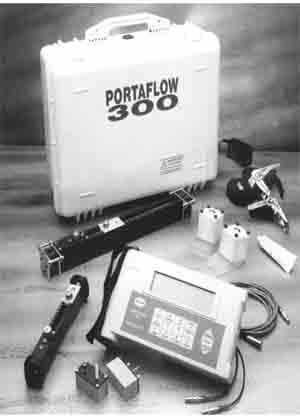 英国MICRONICS PF300便携式超声波流量计