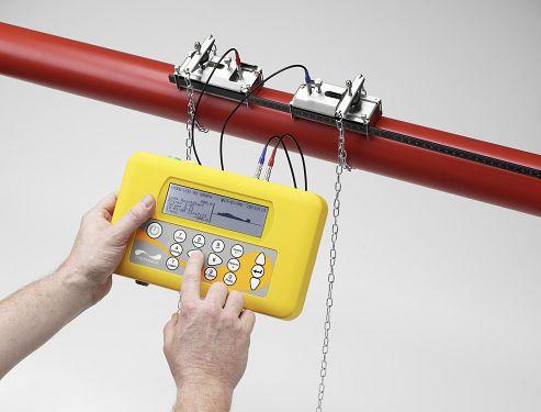 英国梅克罗尼PF300plus超声波流量计