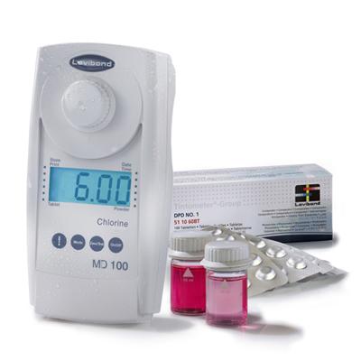 罗威邦ET6070氯胺(CI2)浓度测定仪