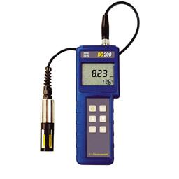 美国YSI维赛DO200经济型便携式溶氧仪