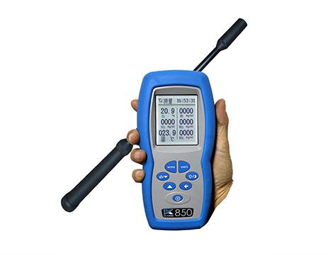英国凯恩KANE850烟气监测仪